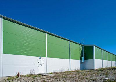 Viab Ekero Tennis fasad