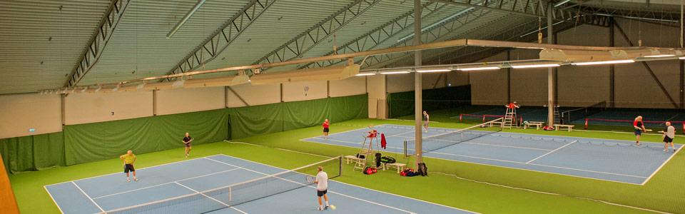 Ekerö Tennisklubbs sporthall