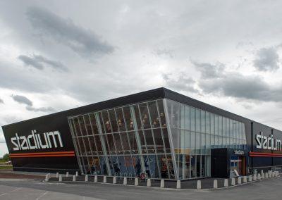 Stadium Uppsala
