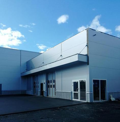Däckverkstaden i Gävle snart klar