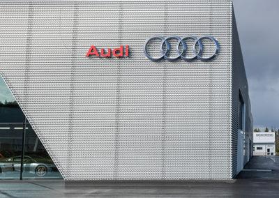Audi Gavle 5264Box