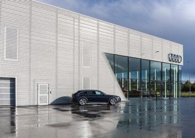 Audi Gavle 5363Box