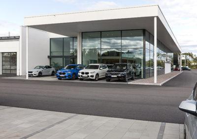 BMW Norrkoping 4519Box