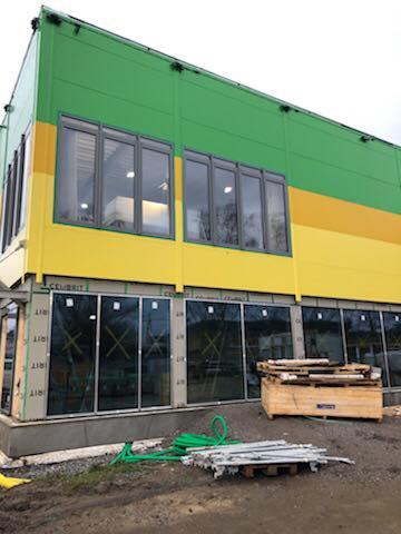 Sporthall i Kungsängen snart färdig
