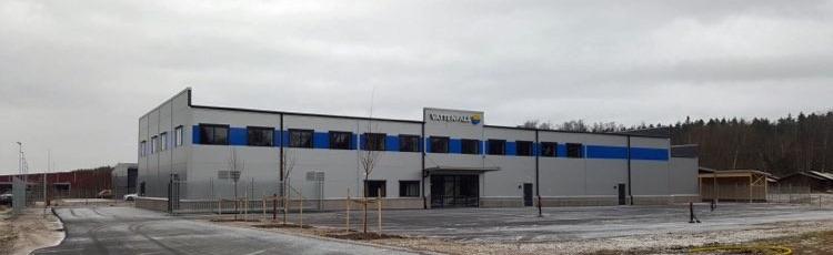 Vattenfalls verkstad i Nyköping