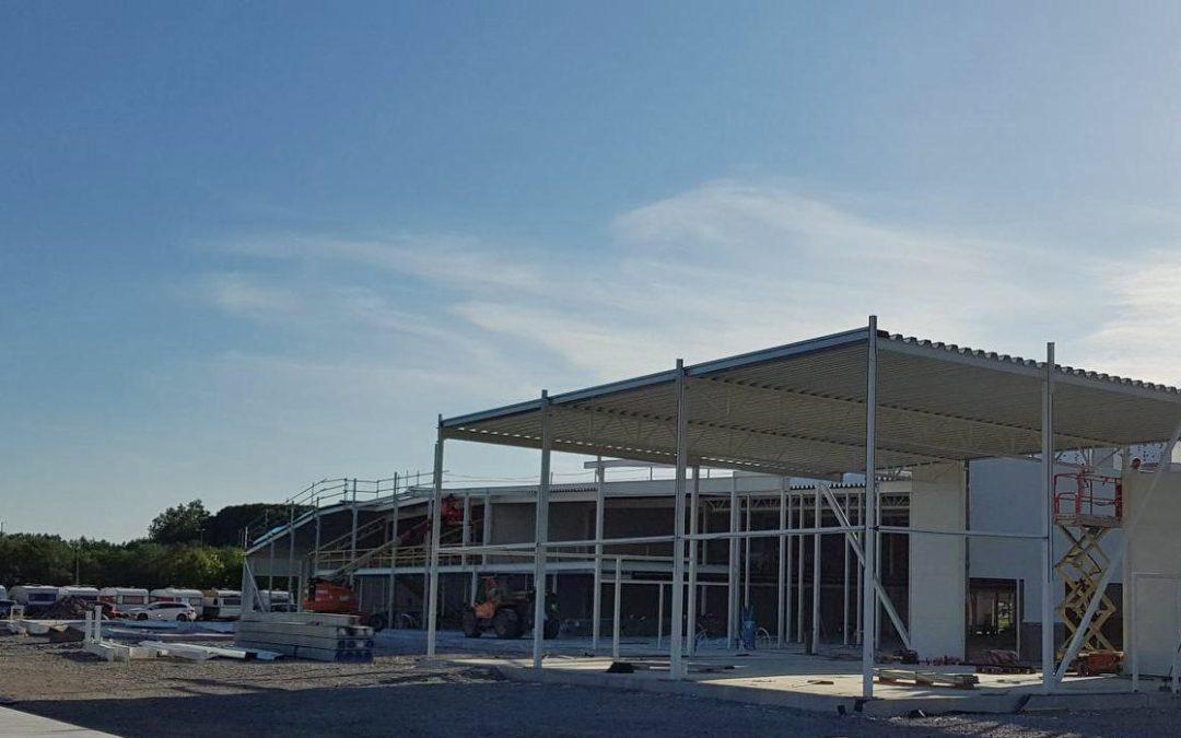 BMW koncepthall i Norrköping