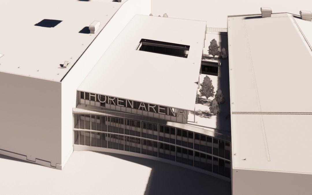 Thoren Arena i Umeå